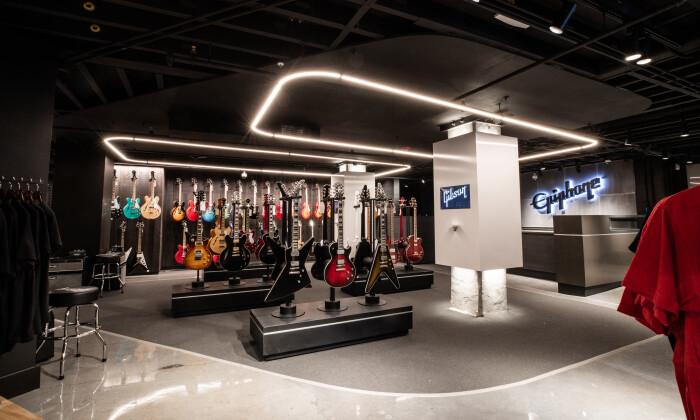 Gibson Garage Interior-4