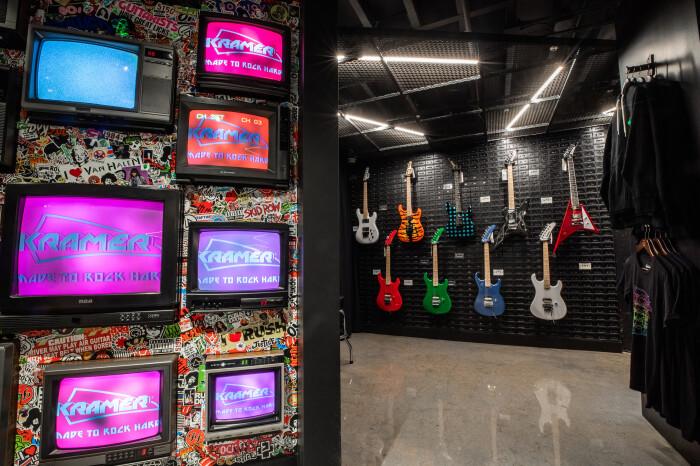 Gibson Garage Interior-5