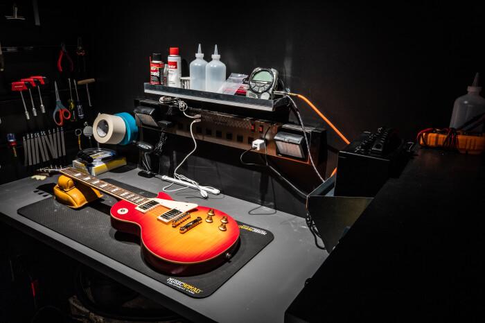 Gibson Garage Interior-7