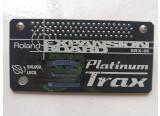 Carte Roland SRX-08 Platinum Trax excellent état