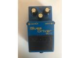 Vends pédale Boss BLUES DRIVER BD-2