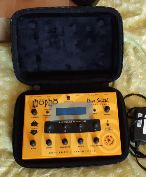 Dave Smith Instruments Mopho (66109)