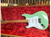 vends guitare stratocaster fender custom shop gaucher