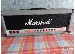 Marshall 2555X Silver Jubilee Re-issue (23146)