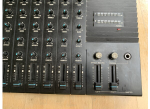Boss BX-80 8 Channel Stereo Mixer