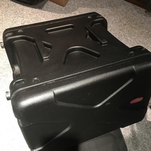 SKB Roto Shockmount Rack 6U (59610)