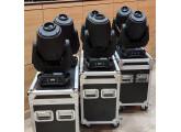 Lot de 6 lyres spot Showtec Indigo 5500