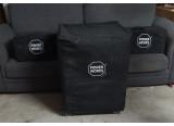 Vends caisson basse + enceintes Power works