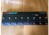 Pédalier MIDI Electro-Harmonix SuperSwitcher