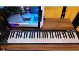 Vends clavier maitre M-Audio Keystation 61 MK3