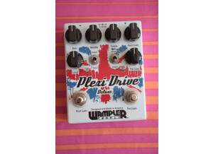 Wampler Pedals Plexi-Drive Deluxe (52094)