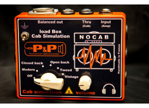 Plug & Play Amplification NOCAB (92846)