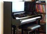 Vends piano droit YAMAHA U3 - 131 cm - Noir brillant