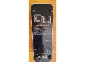 Dunlop GCB95 Cry Baby (80949)