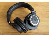 vend casque monitoring sans fil Audio-Technica ATH-M50xBT