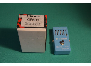 Maxon GE601 Graphic Equalizer Reissue