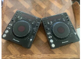 Vends paire de platines DJ Pioneer CDJ1000 Mk3