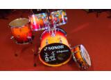 [PRO] Vends set 5 fûts Sonor Force 3007, idéal batterie d'études