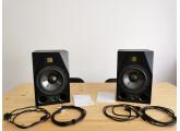 Paire ADAM Audio A8X, Enceintes de Proximité/Semi-Proximité Active 2 Voies