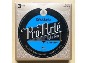 D'Addario Pro-Arté Nylon Core Classical