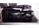 Caméra PANASONIC AG-AC8 avec flight case