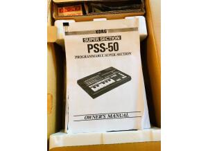 Korg PSS 50