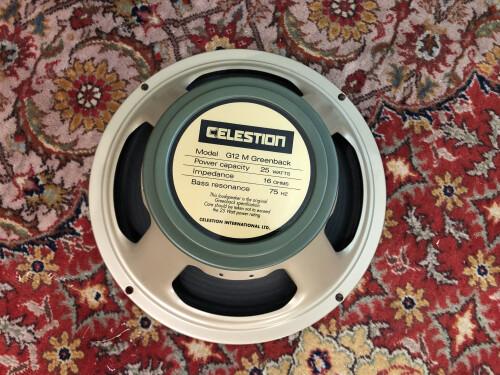 Celestion G12M Greenback (85936)