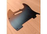 Vends pickguard noir anodisé pr guitare Fender et Squier Telecaster