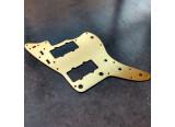 Vends pickguard gold anodized pour Fender et Squier Jazzmaster NEUF
