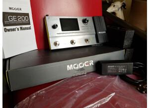 Mooer GE200 (81140)