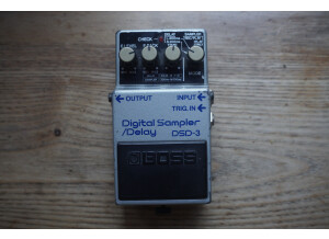 Boss DSD-3 Digital Sampler/Delay