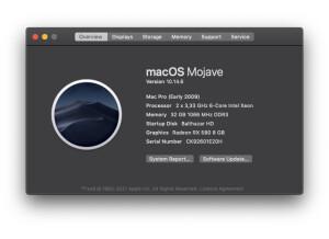 Apple Mac Pro (63494)