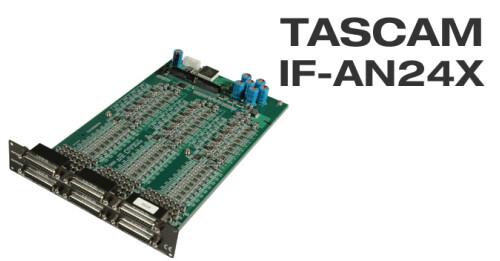 Tascam IF-AN24X (54984)