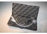 Vends microphone à col de cygne Sennheiser MD408N des années 70 en excellent état.