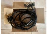 Vends câble multipaires Cordial CML 8-0 MV 5 C
