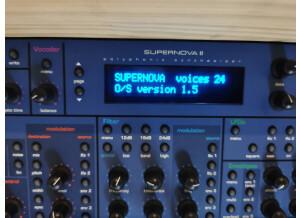 Novation Supernova IIR