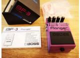 Pédale Flanger Boss BF-3 pour Basse ou Guitare