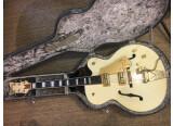 Guitare électrique hollow body Gretsch White Falcon G7593