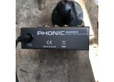Vend console mini AM 55 Phonic