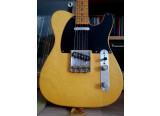 Fender Telecaster Baja (Nitro finish - relic)