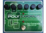 Vds Electro-Harmonix Stereo Polychorus; Fdp in!