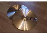 Vends cymbales PST 7 Paiste