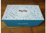 Vends Strymon Big Sky jamais utilisée (RESERVEE)
