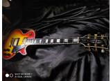 Magnifique Gibson Les Paul Custom Shop Heritage Cherry Sunburst