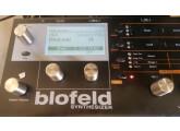 Vends Blofeld Black Edition dans sa boite - comme neuf 1ere main