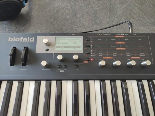Waldorf Blofeld Keyboard (74678)