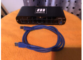 Vends interface midi USB 8 ports Miditech MIDIface 8x8