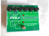 vds EHX Stereo Polychorus; Fdp in!