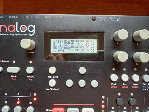 Elektron Analog Four (42296)