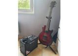 Vends Guitare 200 Imperator + ampli Blackstar + support guitare